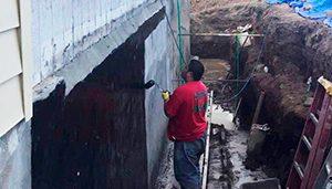 Гідроізоляція підвалу- важливе значення для експлуатації конструкцій