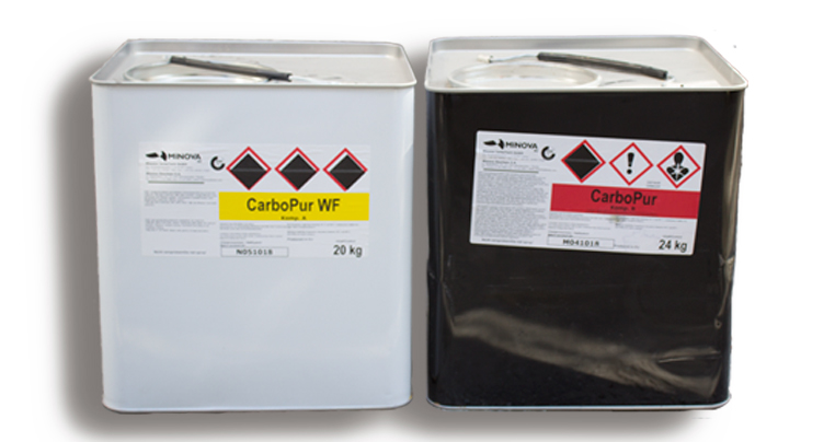 CarboPUR WF (Німеччина) Компанія Minova.