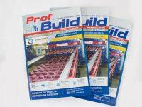 Строительный журнал «Prof Build»