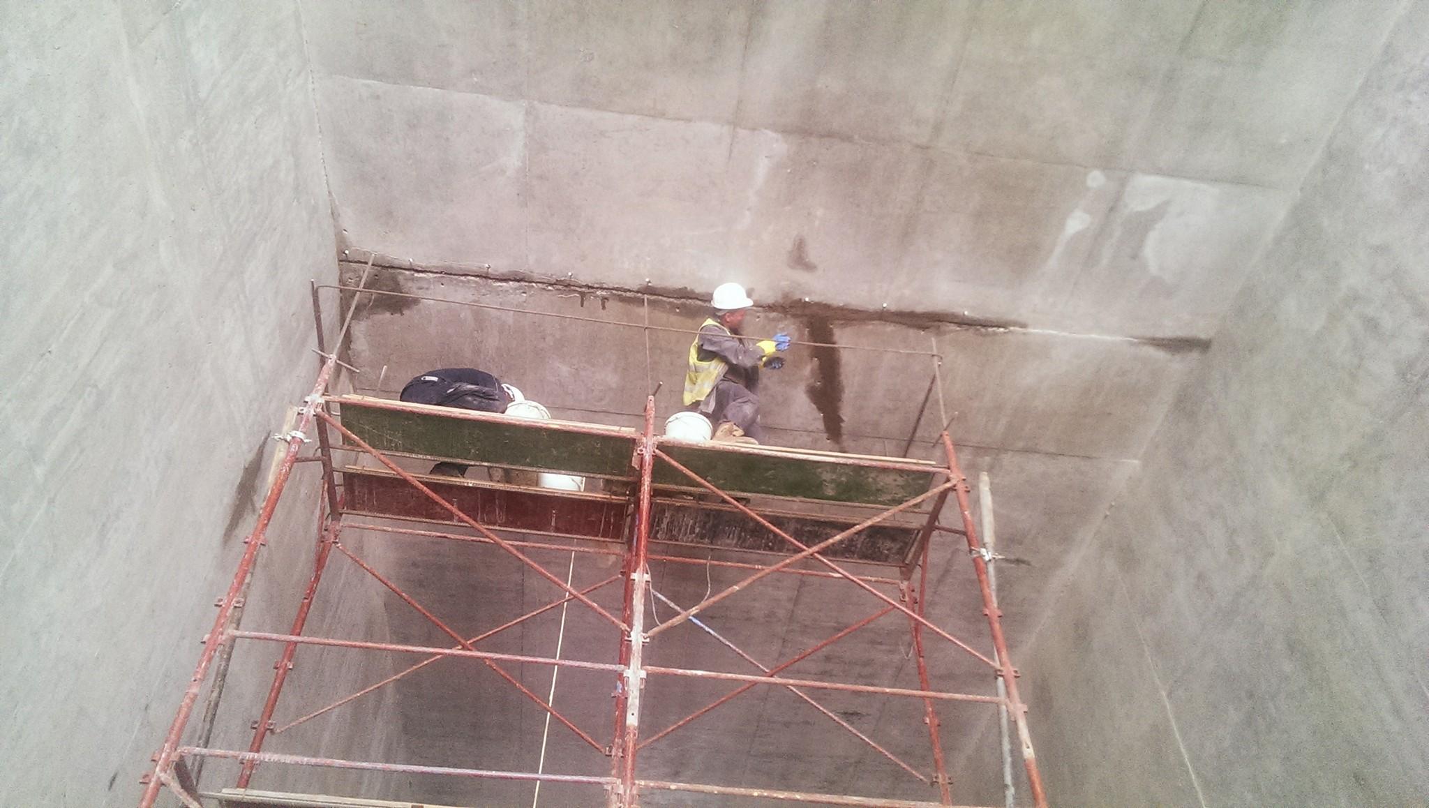 Цементна ремонтна суміш