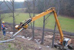 Анкерные системы- успешное решение крепления  для неустойчивых грунтов, таких как песок, гравий, илл  и глина