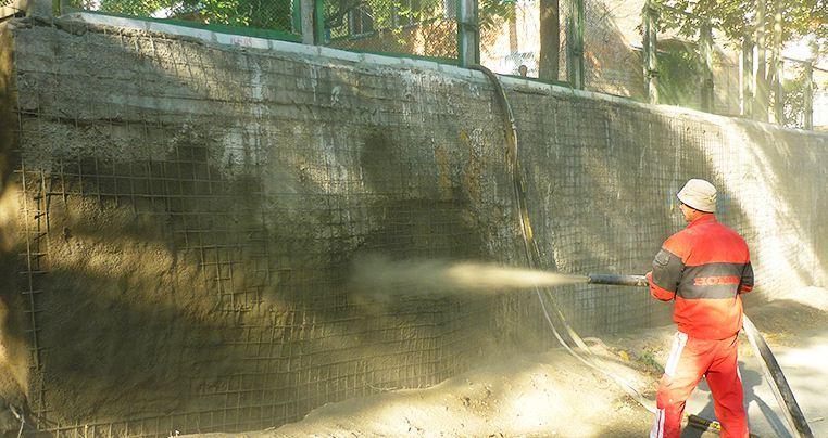 Сухие смеси для ремонта бетона