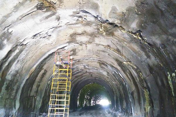 Гидроизоляция тоннелей