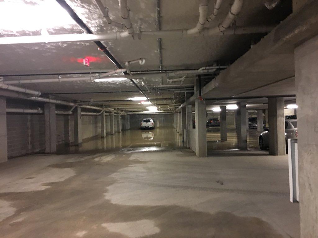 Гидроизоляция подземного паркинга