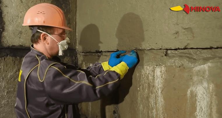 Смеси для ремонта Minova