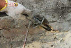 Инъектирование цементными составами