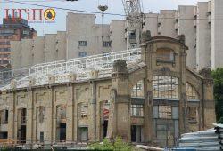 Восстановление и усиление частей конструкций исторических  зданий