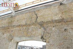 Ремонт  и восстановление кирпичной стены