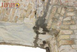 Устранение (восстановление, укрепление) частей конструкций исторических  зданий