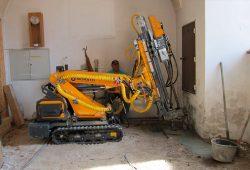 Использование бурового оборудования Morath_BR400