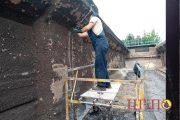 Ремонт, воcстановление бетонных конструкций