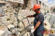 Укрепление стен специальными составами