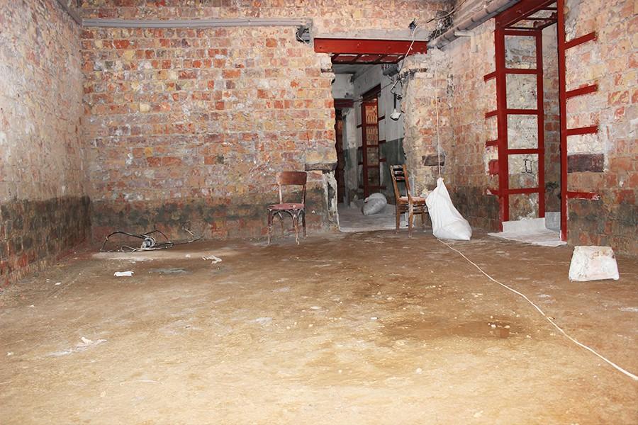Устранение влаги в подвале