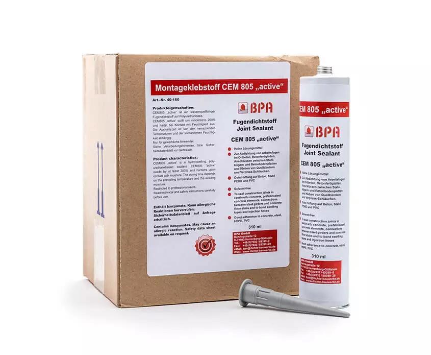 BPA-CEM 805 поліуретановий герметик