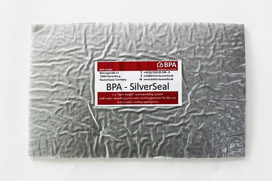 Гидроизоляционная мембрана Silver Seal (BPA)