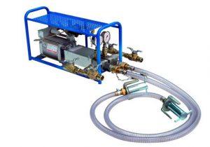 Пневматичний ін'єкційний насос CT-GX 5 II