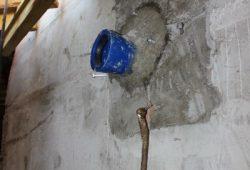 Инъектирование полиуретановыми смолами