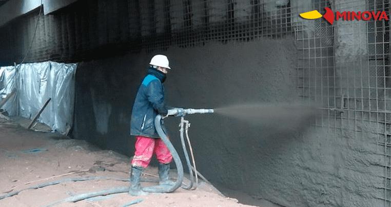 Смеси для восстановления бетона