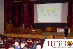 Большой интерес вызвала презентация Адама Яничека