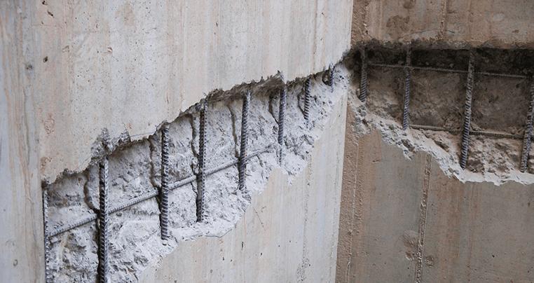 Реконструкция бетона растворы строительные новый гост