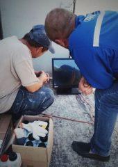 Видеообследование состояния скважины