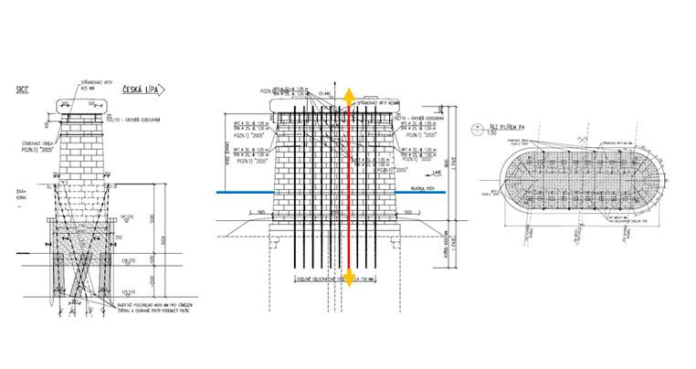 Проект реконструкции железнодорожного моста
