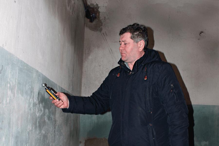 Гидроизоляция подземных помещений Киев