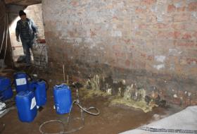 Инъекционная гидроизоляция Запорожье