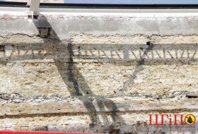 Инъектирование кирпичной стены Харьков