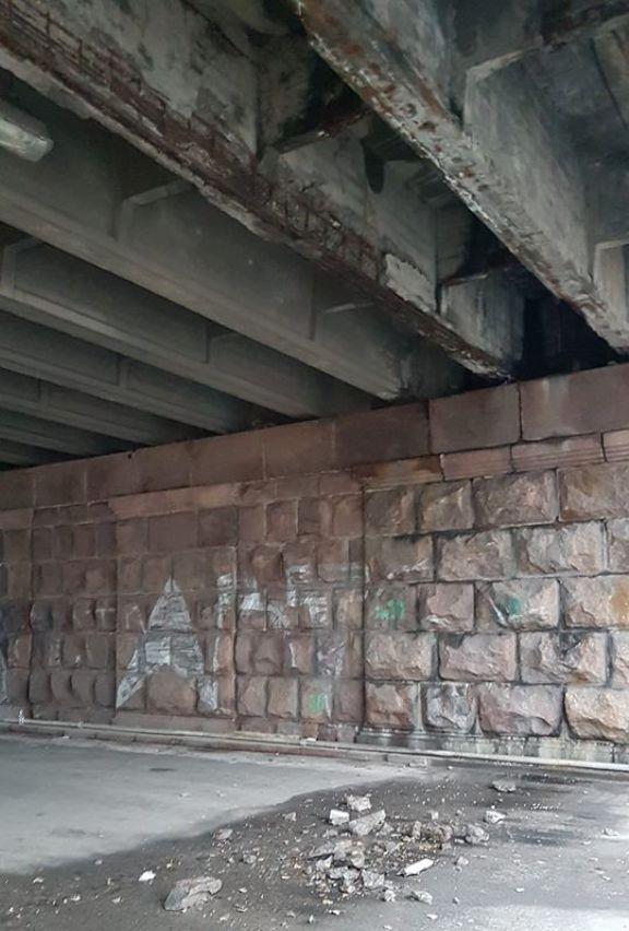 Ремонт бетонных и железобетонных конструкций в Днепре