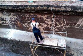 Ремонт бетонных конструкций Харьков
