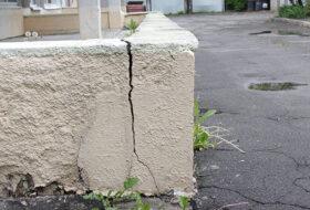 Усиление фундамента – трещины