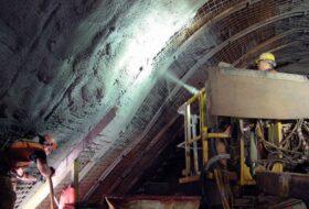 Укрепления туннелей в Харькове