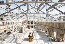 Восстановление памятников архитектуры в Запорожье