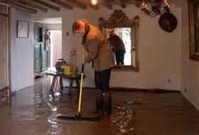 Затопленный подвал Днепр