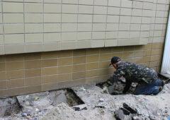 Усиление здания методом инъектирования