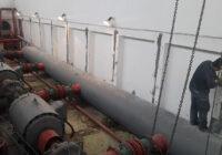 Ремонт (гидроизоляция) насосной станции