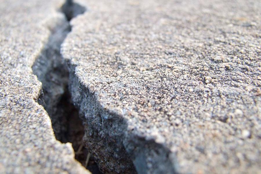 Смеси для ремонта бетона