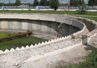 Ремонт (гидроизоляция) очистных сооружений