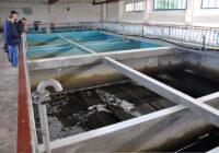 Ремонт (гидроизоляция) очистные сооружения
